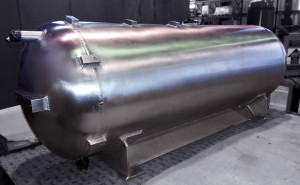 Stainless Pressure Vessel